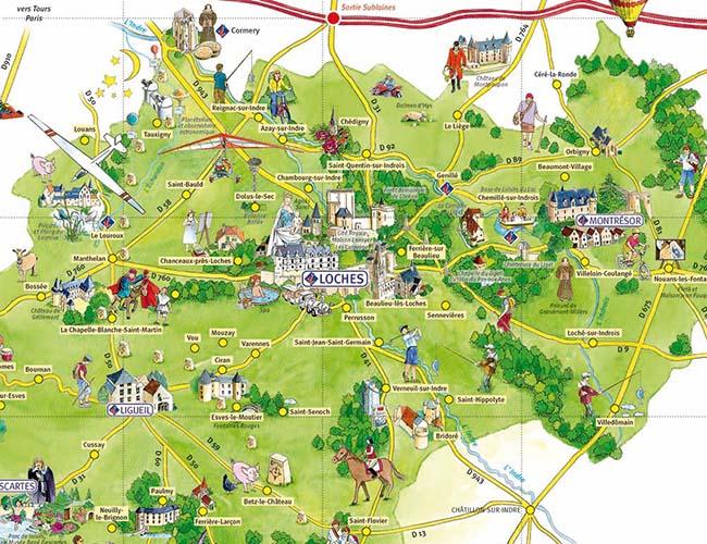 Touraine Côté Sud